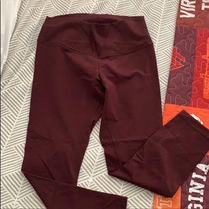 Lululemon 7/8 compression pants